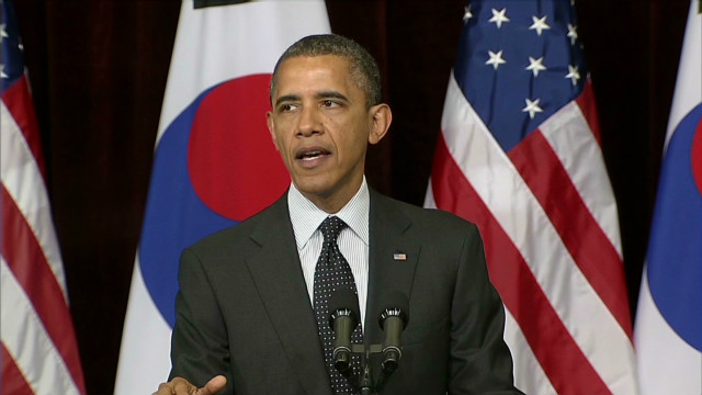 Obama on Iran:  'Time is short'
