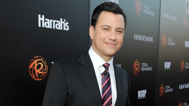 Jimmy Kimmel attends Escape to Total Rewards at Hollywood & Highland Center on March 1, 2012 in Hollywood, California.