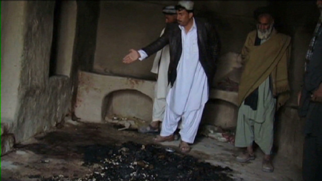 U.S. pays compensation to Afghan victims