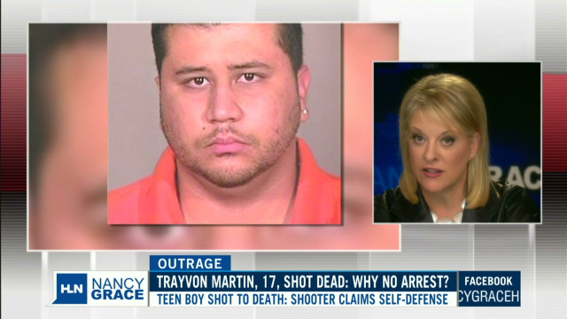 Nancy explains the law in Trayvon death