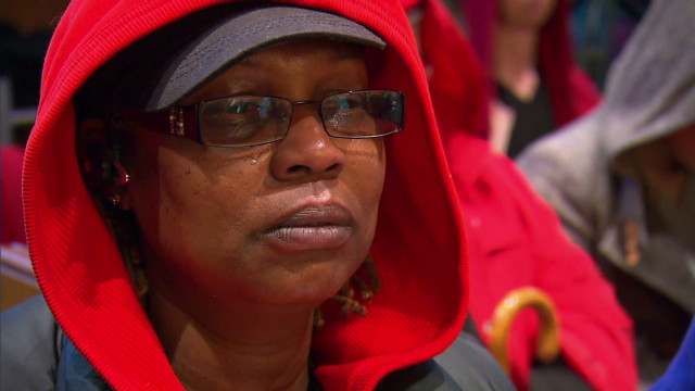Congregations pay tribute to Trayvon