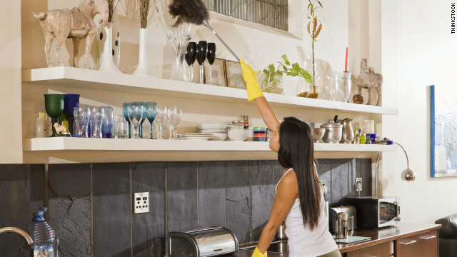 Donu0026#39;t Have Time For A Serious Cleaning? Fake It Until You