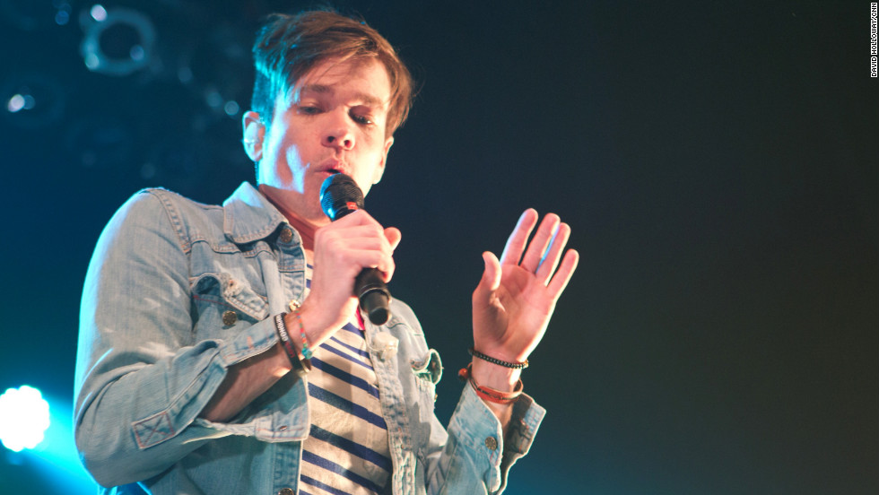 "Ruess says he was influenced by hip-hop artists like Drake and Kanye West while making the new album, ""Some Nights."""