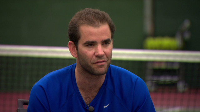 Pete Sampras on the state of U.S. tennis