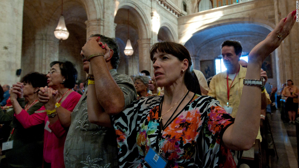 The pope's visit is seen as a possible tourism boost to Cuba's cash-strapped economy