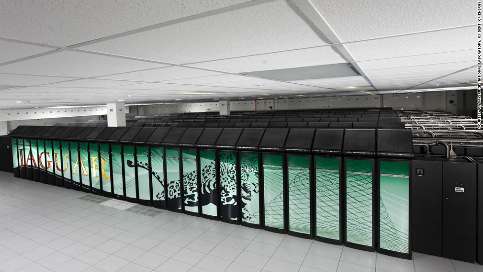 Titan Supercomputer Operating System
