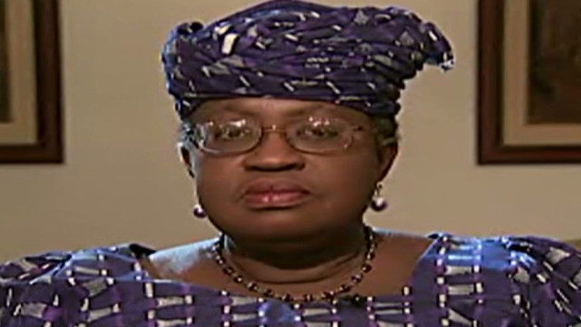 Nigerian min. wants to lead World Bank