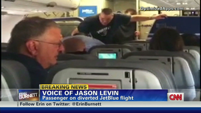 JetBlue passenger reflects on pilot incident