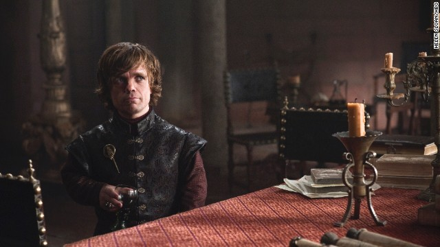 "Tyrion (Emmy Award-winner Peter Dinklage) finds himself at the heart of political intrigue in season 2 of ""Game of Thrones"""