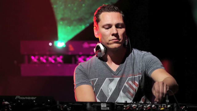 Superstar DJ Tiesto's super success