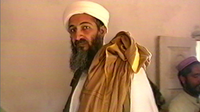 Bin Laden fathered children on the run