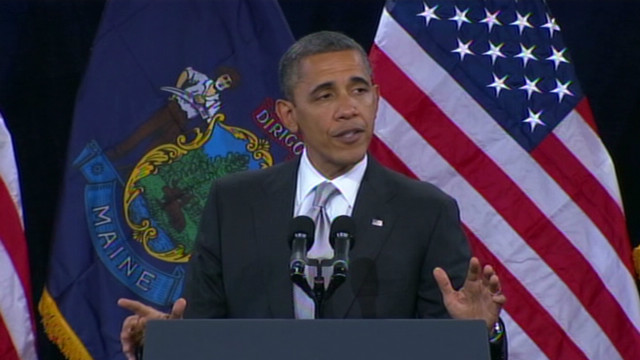 Obama campaigns against GOP 'madness'