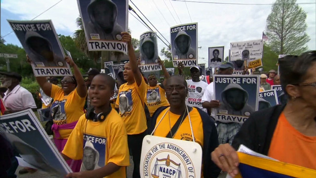 March for Trayvon Martin