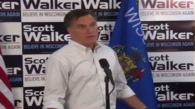 Romney: Wisconsin win path to nomination