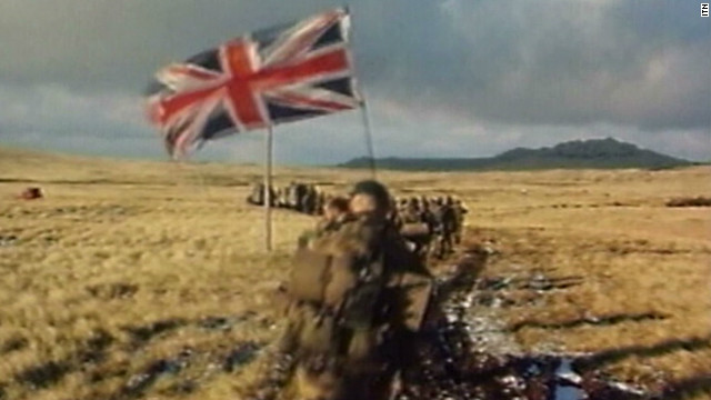 Falklands War retrospective