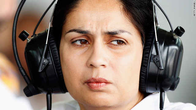"Sauber CEO Monisha Kaltenborn would welcome a budget cap to help small teams to compete with ""the big four."""