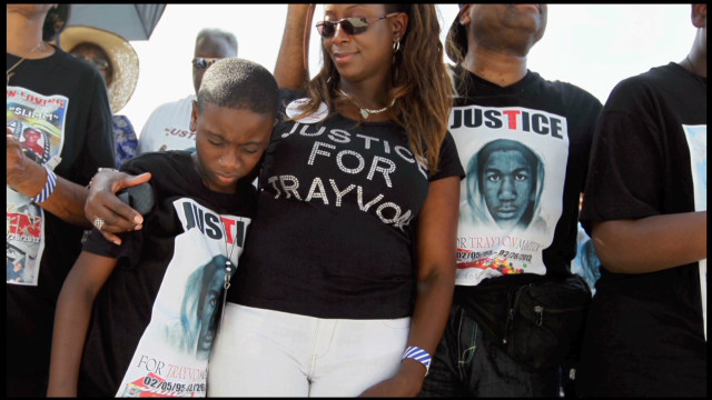 Hundreds attend Martin rally in Miami