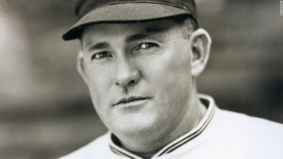 The Hall of Fame hitter bought a portion of the St. Louis Cardinals in 1925 and became the team's manager. At the end of 1926, fresh off a world championship, he became embroiled in a contract dispute with owner Sam Breadon  and was traded to the Giants. The National League president said Hornsby couldn't own stock in one team while playing for another, and Hornsby was forced to sell.