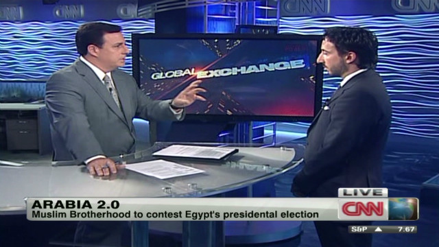 Muslim Brotherhood in Egypt's election