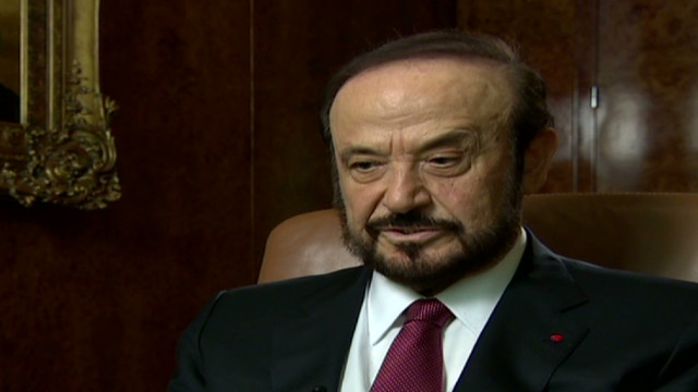 Assad's uncle: Bashar is 'fleeting'