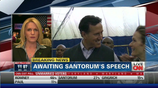 Santorum looking ahead to PA primary