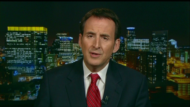 Pawlenty: Santorum 'lashing out'