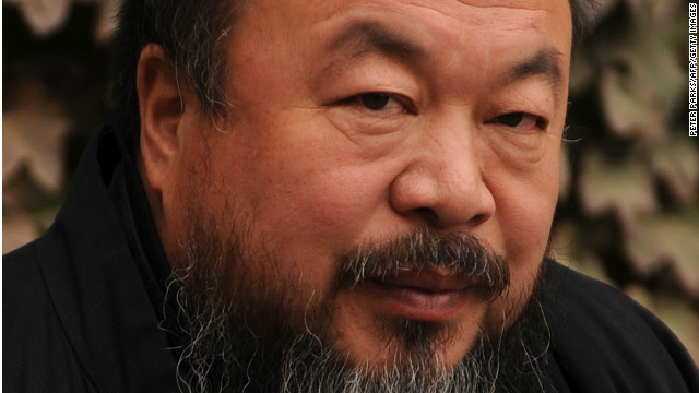 Ai Weiwei's house arrest in China