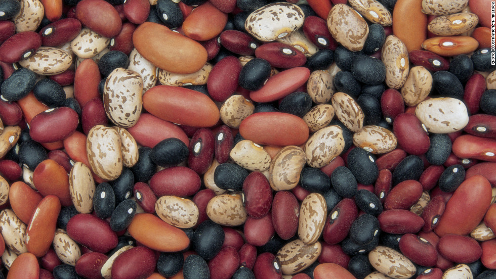 "The protein in legumes activates an ""I'm satisfied"" message in the hunger center of your brain."