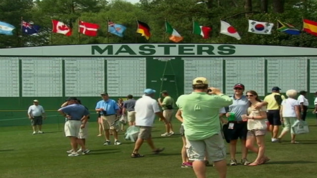 Inside the Masters