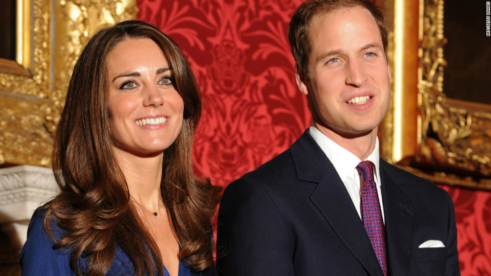 "Prince William and the former Kate Middleton got engaged <a href=""http://www.cnn.com/2010/WORLD/asiapcf/11/19/kenya.royal.proposal/index.html"">while hiking in Kenya in 2010. </a>He presented her with his mother, Princess Diana's, famed engagement ring."