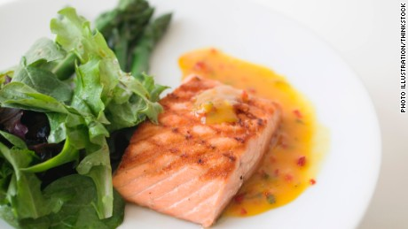 Study links eating fish with healthier brains, regardless of mercury