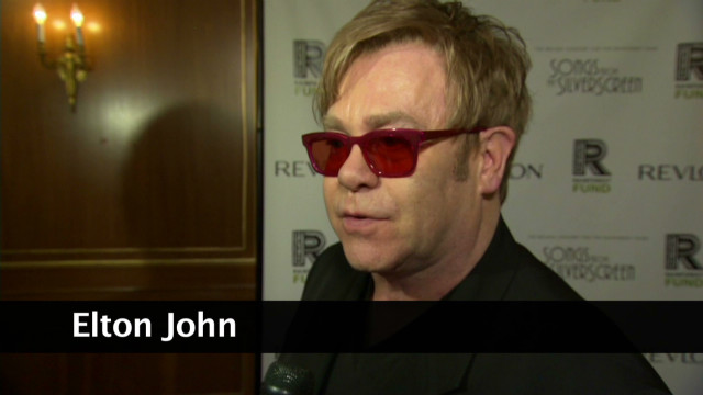 Elton John slams music competition shows