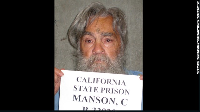 Charles Manson: The infamous inmate