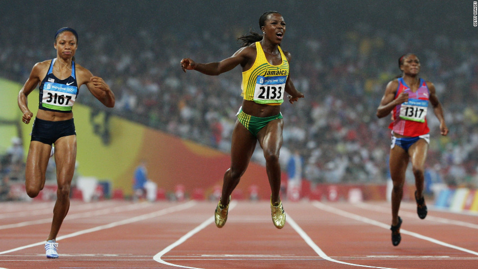 Campbell-Brown, who successfully defended her 200m title in China, will still only be 30 by the time London 2012 begins.
