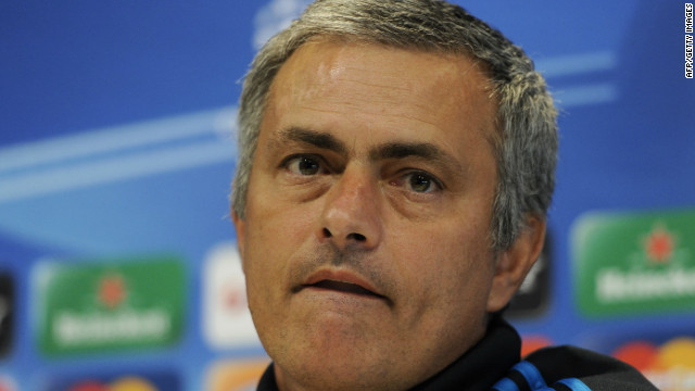 Jose Mourinho believes Barcelona will beat his former side Chelsea in the semifinals of the Champions League.