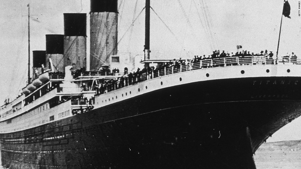 Did a coal fire sink the Titanic? - CNN