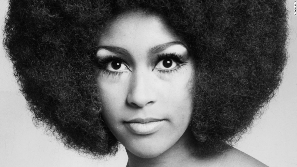 "<strong>American pop singer Marsha Hunt wears an afro, 1969: </strong>""It began with women of color to realize these appearance issues were a part of the civil rights movement, a part of racial identity movement,"" said Linda Blum, associate professor of sociology at Northeastern University. ""Knowing that history is empowering. We can do some consciousness raising of how far we've come. These standards weren't always so unattainable and were confronted."""