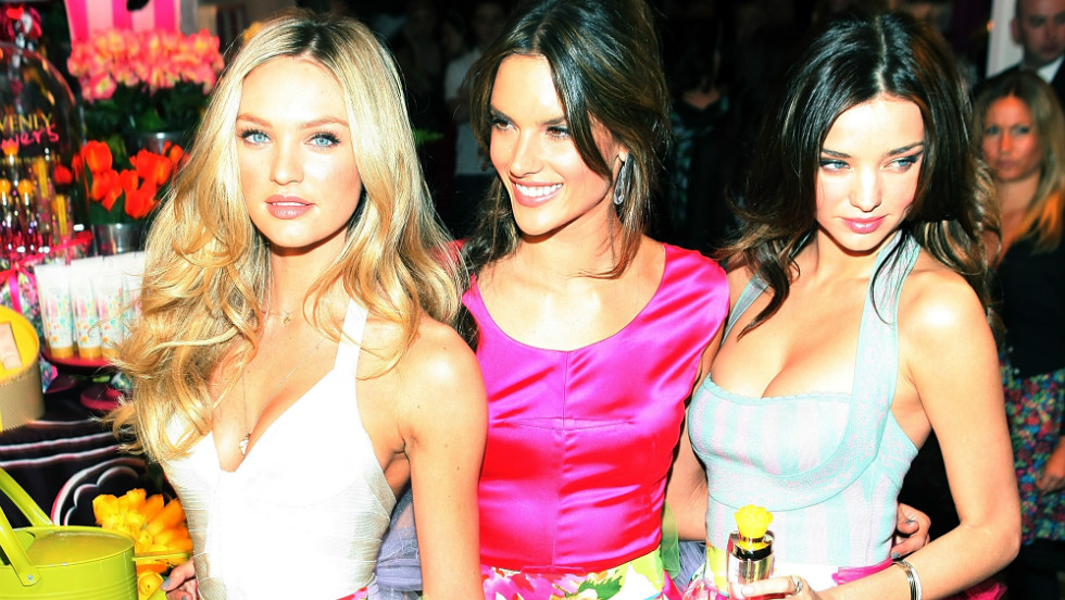 "<strong>Models Candice Swanepoel, Alessandra Ambrioso and Miranda Kerr attend the Victoria's Secret Beauty Heavenly Flowers launch, 2010:</strong>""Moving forward as we go into the future, we're going to see much more in terms of the models and celebrities who are idealized -- they'll be ethnically vague,"" said Kristin Perrotta, executive editor of Allure magazine. ""You can't tell if they're really black or white or Hispanic, it's going to be this mixture. Everyone can see a little bit of themselves in these people rather than the classically Anglican features, or classically black features."""