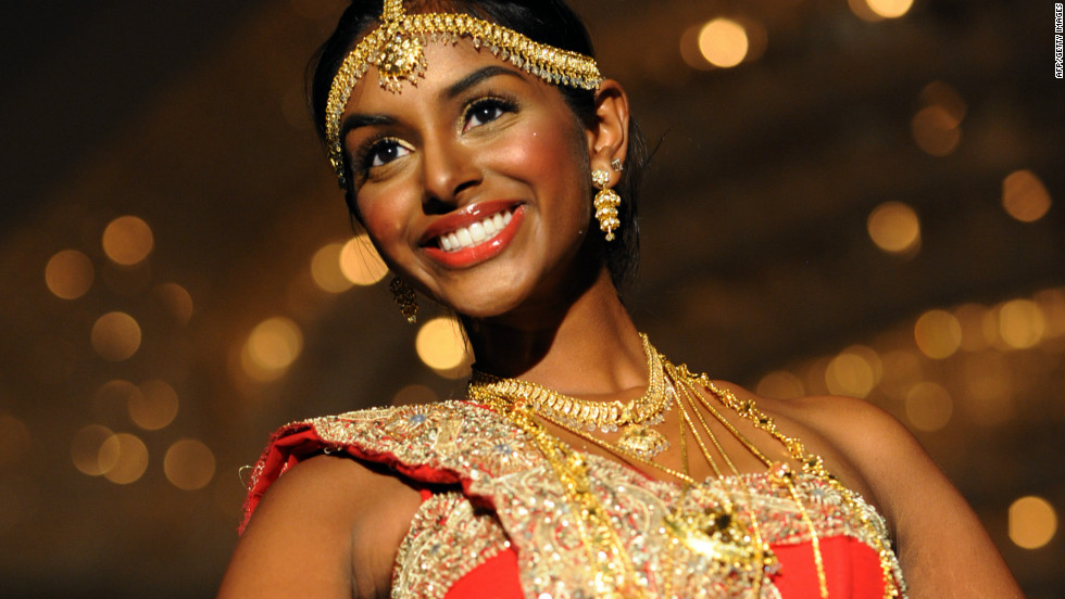 "<strong>Sarah Makandura represents Sri Lanka during theMiss Asia USA pageant, 2010: </strong>Skin-lightening creams like Fair and Lovely decrease melanin in the skin and are used by men and women in many South Asian countries. ""It frustrates me because there are a lot more important things than the color of your skin,"" said Rezwanna Sattar, a 22-year-old Bangladeshi woman. She has a darker skin tone and has used Fair and Lovely. ""When I was younger, I thought about why light-skinned is (considered) beautiful."""