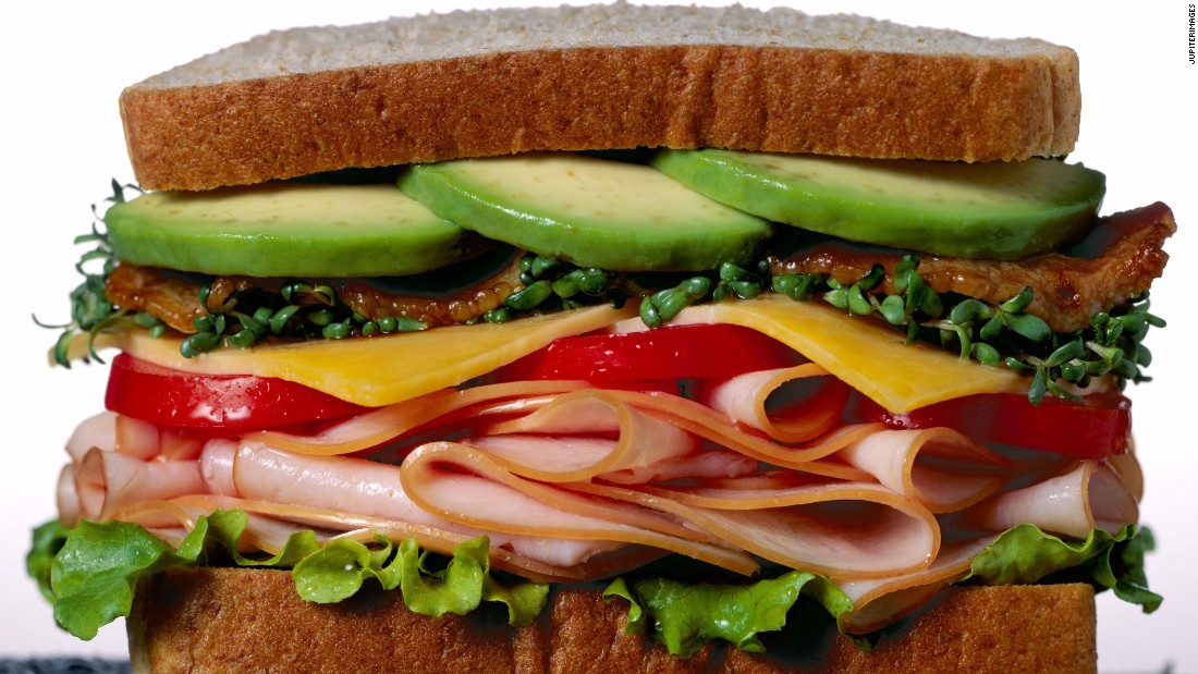 Tuesday is National Sandwich Day and a good excuse to celebrate tasty creations stuffed between slices of bread. Here's a brief look at some of America's favorite sandwiches.