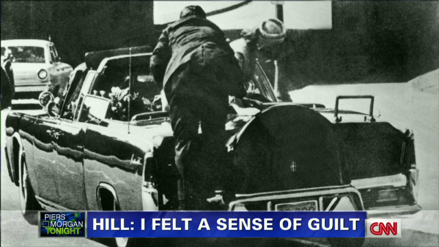 piers morgan clint hill jfk murder_00004529