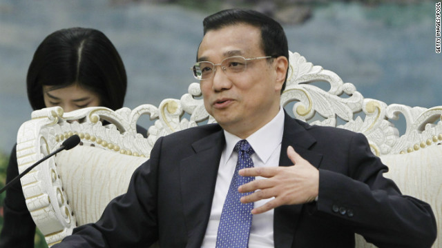 Chinese Vice Premier Li Keqiang, at the EU-China summit on February 15 in Beijing, is expected to succeed Premier Wen Jiabao.