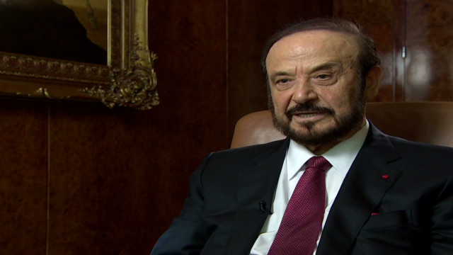 Al-Assad's uncle on Syria uprising