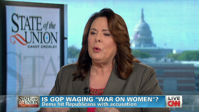 Is the GOP waging a 'war on women'?
