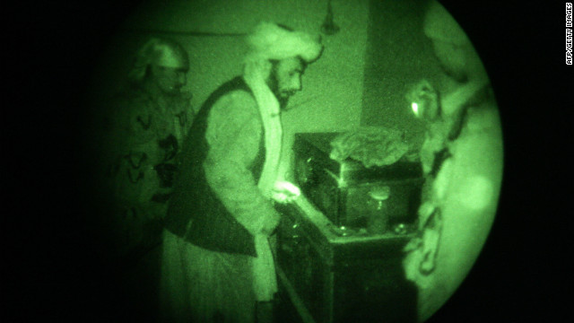 U.S., Afghanistan reach night raids deal