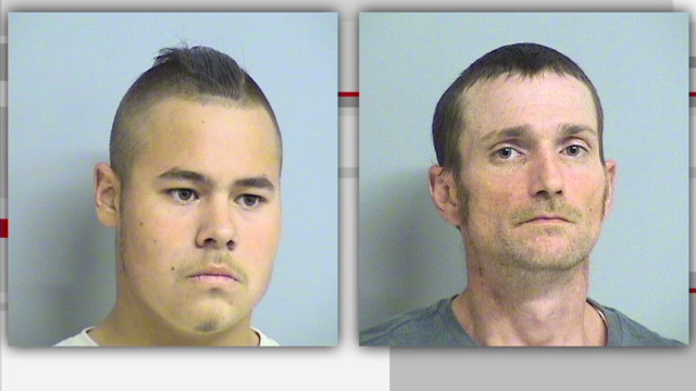 2 arrested in Tulsa shooting spree