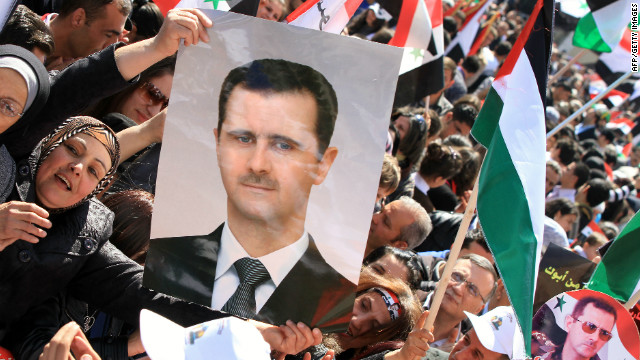 Columnist ponders killing Syrian leader