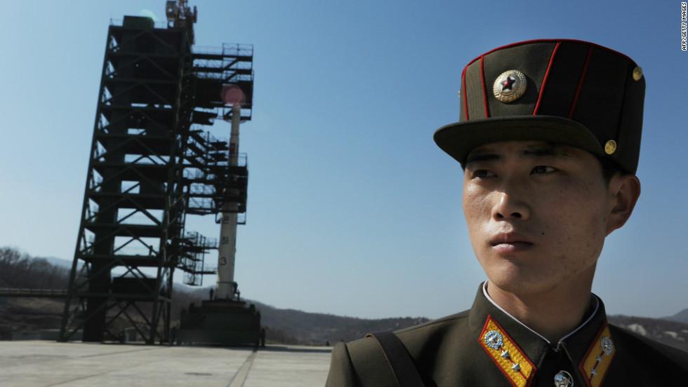 North Korean space scientist to U.S. people: 'Trust us'