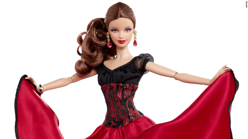 Movie and tv inspired barbie dolls cnn - Barbie barbie barbie barbie barbie ...