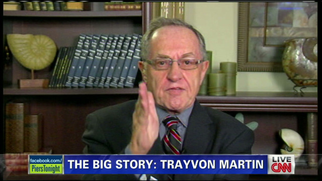 Legal experts discuss Martin Case